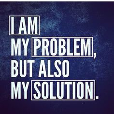 No matter what the problem is.. There is a solution.