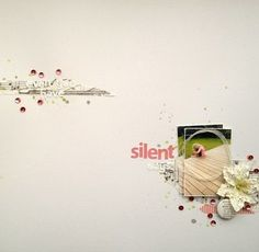 Even you have silent days by asil at @Studio_Calico
