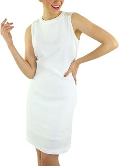 Vestido Siria #moda #lino #SS2015 www.abito.com.mx