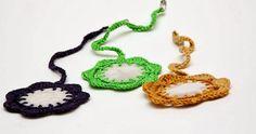 Jokasyksyinen pimeänajanprojektini on täällä taas.       Tarvitset näihin heijastimiin pehmeitä mainosheijastimia, reikäpihdit, virkkuuk... Crochet Earrings, Jewelry, Jewlery, Jewerly, Schmuck, Jewels, Jewelery, Fine Jewelry, Jewel