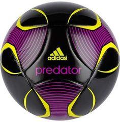 adidas Predator Europa League Capitano Soccer Ball - Black Purple - Dick s  Sporting Goods 183d2f83c4d44