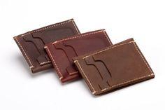 Front Pocket Wallet, Men's Leather Wallet, Minimalist Wallets, Groomsmen Gifts, Leather Wallets, Leather Credit Card Holder