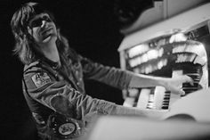 Keith Emerson of Emerson Lake and Palmer died on March 10, 2016 in Santa Monica, Calif.