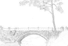 Trabalho em Lápis 2016 Ponte Velha