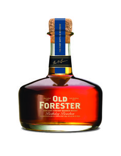Dating old forester bottles and cans