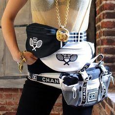 """I don't play sports, I just wear sportswear"" #VintageGoldmine #Chanel  || Grab some vintage gear: http://www.nastygal.com/vintage-chanel-bags?utm_source=pinterest&utm_medium=smm&utm_term=instagram&utm_content=clothing_optional&utm_campaign=pinterest_nastygal"