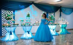 Quinceanera Party Planning – 5 Secrets For Having The Best Mexican Birthday Party Quinceanera Decorations, Quinceanera Party, Quinceanera Dresses, Wedding Decorations, 15th Birthday, Birthday Parties, Ideas Para Fiestas, Holidays And Events, Party Planning