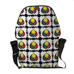 Custom made Rickshaw Zero Messenger Bag