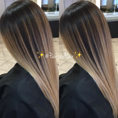 """5,671 Likes, 30 Comments - Patricia Nikole (@paintedhair) on Instagram: """"✨Multidimensional Creme Brûlée toned, straight ✨Painted Hair✨✨. Going lighter in the winter to…"""""""