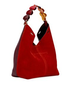 The Bucket Small Heart Link Bag