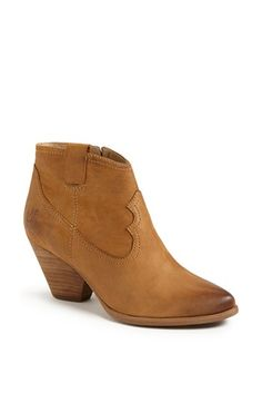 Frye 'Reina' Bootie | Nordstrom Love this with a pair of cuffed jeans. Great casual boot with a pointed toe