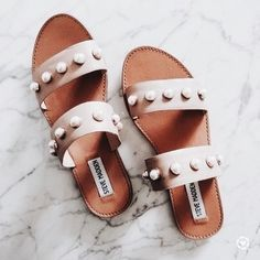 Women's Shoes, High Heels & Boots for Women Steve Madden Rippel Sandal in Blush Multi Cute Shoes, Me Too Shoes, Pretty Sandals, Mocassins, Shoe Closet, Summer Shoes, Summer Sandals, Spring Shoes, Mode Inspiration