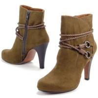 Winter High Heels - so begrüßt man stilvoll die kalte Jahreszeit #winter #shoes
