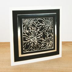 We could have something special here…. Die Cutting, Paper Cutting, Clarity Card, Barbara Gray Blog, Fresh Cuts, Something Special, 3d Paper, Handmade Cards, Card Ideas