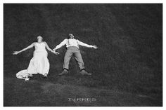 Trouwfoto's - A TOUCH OF WHITE