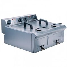 Falcon Pro Lite Tabletop Fryer For Perfect Frying Every Time From FFD!  Phone 01455