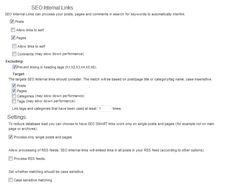 Essential WordPress Plugins - SEO internal Links