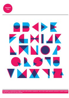 Geometric type that could be translated into a dynamic type that relates to the dynamic logo (type in motion). Lettering, Typography Letters, Graphic Design Typography, Logo Design, Type Design, Ad Design, Design Textile, Design Floral, Scandinavian Pattern