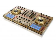 Limited edition Pioneer DDJ-SX - retails on AVShop.ca for 1039, and is in stock! Only a few of this collectors edition will be available, buy fast to avoid disappointment.
