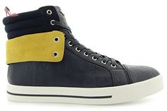Armani Jeans u6542L9bleu marine - Bleu - bleu, 30.5 - Chaussures emporio armani (*Partner-Link)