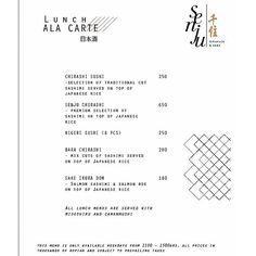 #lunch #alacarte @senju_omakase #senju #omakase #aburi #robatayaki #sake #sakebar #japanesefood #jktgo #jktfoodbang by senju_omakase