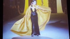 takes the elegant to An Affair To Remember, Wedding Wraps, Wedding Events, Shawl, Yves Saint Laurent, Cape, Aurora Sleeping Beauty, Glamour, Street Style