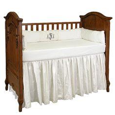 Celandine Baby Bedding with Monogram from PoshTots