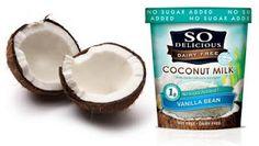 So delicious coconut ice cream