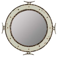 "<p> This Nautical round mirror will enhance any room's décor. <style type=""text/css""> <!--td {border: 1px solid #ccc;}br {mso-data-placement:same-cell;}--> </style> <span data-sheets-userformat=""[null,null,14716,null,null,[null,[[null,2,0,null,null,[null,2,0]],[null,0,0,3],[null,1,0,null,1]]],[null,[[nu..."