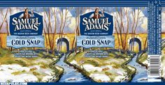 Samuel Adams Cold Snap White Ale gets label approval as possible ...