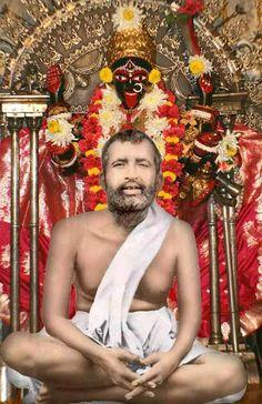 Sri RAMAKRISHNA PARAMAHAMSA.