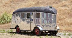 A 1939 Lindbergh Travel Trailer   Classic Driver Market