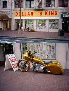 Dollar $ King