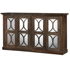 RUSTIC+GLAM+BAR: Our+rustic+glam+bar+is+adorned+with+a+antique+mirror+on+the+front.+We+offer+in+4ft+8ft+and+12+ft+long+bars.