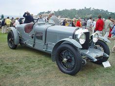 1929 Bentley Speed 6 'Old Number 1'