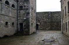Kilmainham Gaol is one of the stand-out tourist attractions in Dublin, but because it isn't central perhaps doesn't receive the attention that other areas in Dublin do. It's situated to… Kilmainham Gaol, Very Hungry, Dublin, Prison, Ireland, Goal, Old Things, Explore, Travel