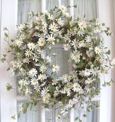 daisy wreath-LOVE