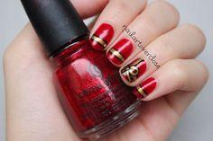gifts nail art