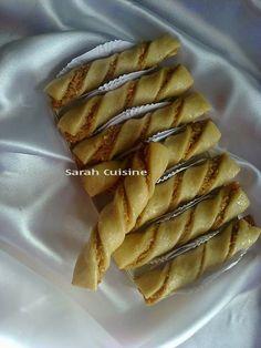 LES CRAVATES | Délice et gourmandise recettes algériennes