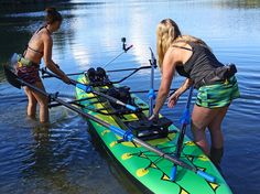 Oar Board® Rower and
