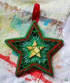 Cherie Bosela - Mosaic Art & PhotographyStars Ornaments