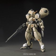 HGIBO 1/144 New MS B Tentative Name | Gundam Century