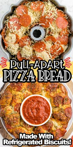 Pizza Appetizers, Appetizers For A Crowd, Food For A Crowd, Appetizer Recipes, Dinner Recipes, Recipes For A Crowd, Meals For A Crowd, Camping Appetizers, Cooking For A Crowd