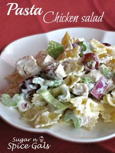 Paleo Grilled Chicken Salad #chickensalad #chicken #salad #salads