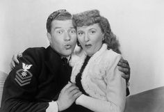 Dennis Morgan and Barbara Stanwyck - Christmas in Connecticut