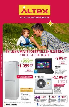 POC Oferte Supermarket online | ALTEX -In luna mai si ofertele infloresc...