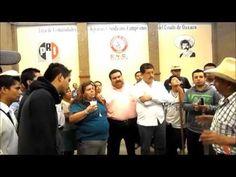 Oscar Bautista delegado del CEN de la CNC se reúne con Felipe Orozco y T...