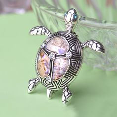 Vintage Tortoise Brooches Only $17.57  => Save up to 60% and Free Shipping => Order Now! #Ring #Jewelry #woman #fashion