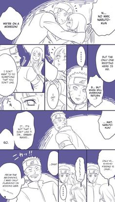 Naruhina: Plan For A Kiss Pg2 by bluedragonfan on Deviantart