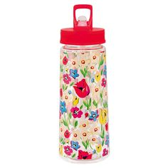 Paradise Bunch Water Bottle | On the Go | CathKidston